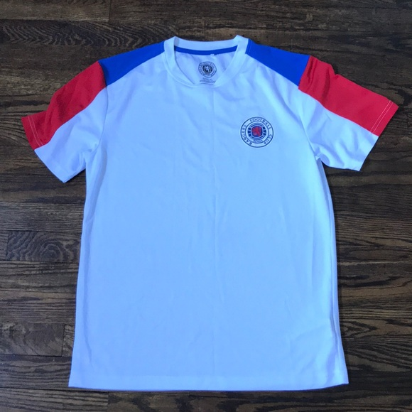buy popular d90c9 8cc12 Rangers Football Club Jersey Size S